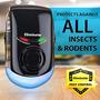 Insecticida Repelente Eliminator Insectos Y Roedores Con Luz
