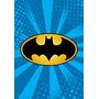 Batman Emblema Azul De Starburst De La Felpa De Lujo Manta