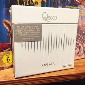 Queen On Air A Bbc Recording 6 Cd
