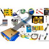 Kit Bancada Profissional Manutenção Celular 24 Itens 220v