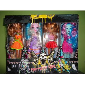Muñecas Monster Girl