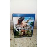 Pelicula Caminando Con Dinosaurios Blu Ray Sellada