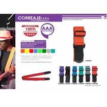 Correas Para Guitarra Electrica Y Bajo Nuevas.