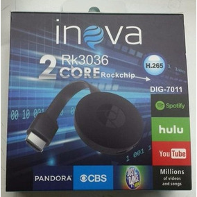 Chromecast 2 Core Rk3036