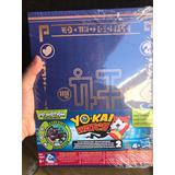 Medallium Coleccionador Yo-kai Watch Reloj Azul