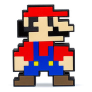 Super Mario Pixel (puzzle)  Figura Impresa En 3d Excelente