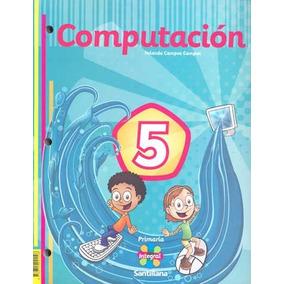 Computación 5° Libro Para Primaria