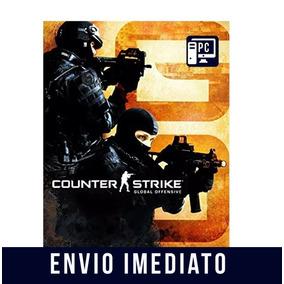 Counter Strike Global Offensive Cs Pc Steam Código De Resgte