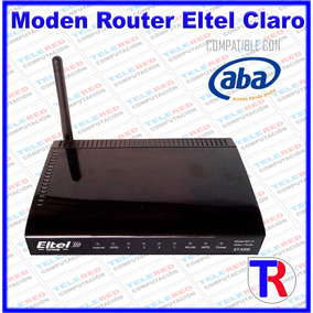 Modem Router Wifi Adsl2+ Compatible Con Aba Cantv