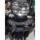 Alforja Cartuchera Accesorio Moto Chopera Custom Dni