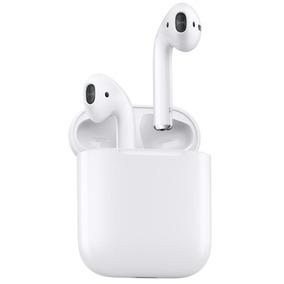 Fone De Ouvido Intra Auricular Bluetooth Apple Airpods Branc