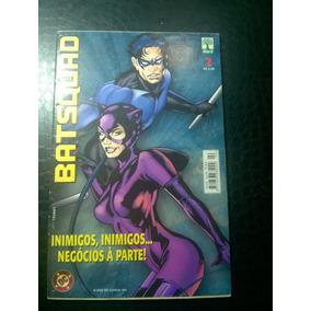 Hq Revista Batsquad Dc Comics Nº 2