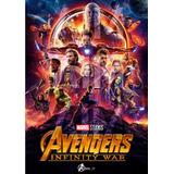 Avengers Infinity War Edición Especial