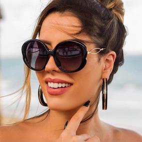 d910552a56e17 Óculos Redondo Geek - Óculos De Sol no Mercado Livre Brasil