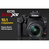 Camara Reflex Canon Eos Rebel Xs Como Nueva!