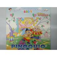 Livro Coleção Contos De Fada Baby - Pinóquio