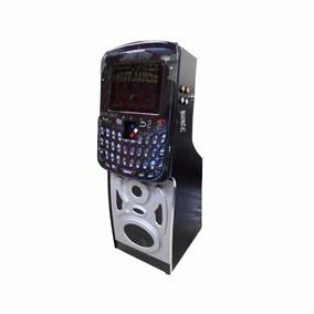 Rockola Black Berry 20´ Touchscreen Karaoke