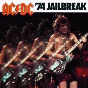 Cd Ac/dc ´74 Jailbreak - Digipack Box Lacrado!