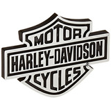 Chroma 9107 Harley-davidson Moldeado Por Inyección Del Embl