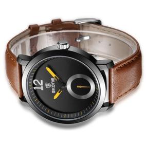 Reloj Casual De Hombre Con Movimiento De Cuarzo Skone