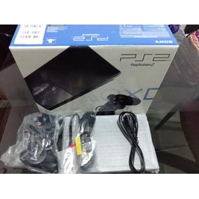 Playstation 2 Nueva Con 1 Joystick Original