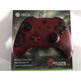 Control Xbox One Edición Limitada Gears 4 Nuevo Sellado