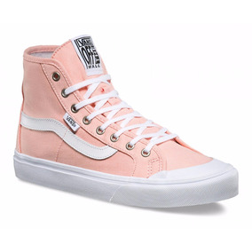 Zapatillas Vans Black Ball Hi Sf Tropical Peach #vn0a38hrn4n