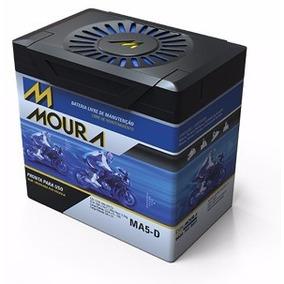 Bateria Para Moto 12v-5ah; Honda 125/150 Biz/fan/cg Titan Es