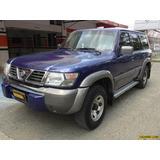 Nissan Patrol Ex