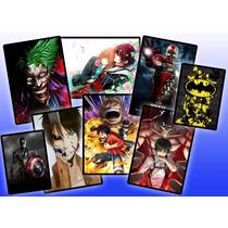 Poster Laminas Cine Anime Video Juegos Peliculas 10 Unidades