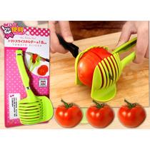 Item De Cozinha Para Cortar Tomate E Cebola Em Rodela