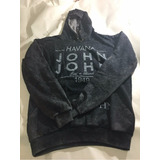 Jaqueta Moleton John John Com Capuz Blusa Roupa Black Friday