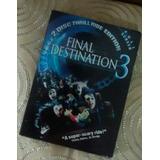 Destino Final 3 Edición Coleccionista 2 Discos.
