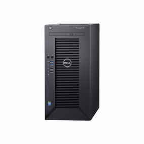 Servidor Poweredge Dell T30 Xeon E3-1225v5 8gb 1tb Hd Oferta