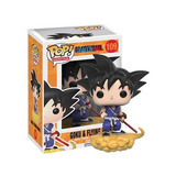 Goku & Flying Nimbus Funko Pop Original Dragon Ball Z Nube V