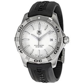 Tag Heuer Hombres Wap1111.ft6029 Aquaracer Reloj De Pulsera