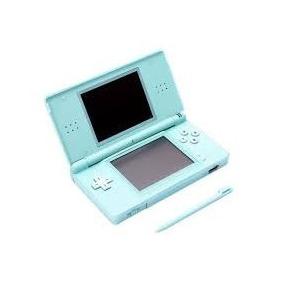 Nintendo Ds Lite Verde Água Original Na Caixa Pronta Entreg