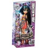 Monster High Dance The Fright Away La Muñeca De Cleo De Nile