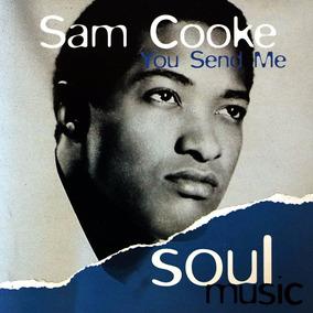 Cd Sam Cooke You Send Me Coleção Soul Music Altaya Cantor