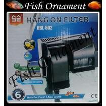 Filtro Sun Sun Hbl 502 500 L/h 220v Fish Ornament