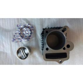 Kit Cilindro+pistão+aneis Dafra/traxx/shineray 75cc
