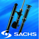 Una Pieza Amortiguador Delantero Sachs Gmc Blazer S10 4x4