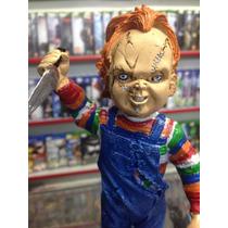 Estátua De Resina Chucky Brinquedo Assassino Filme