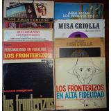 Los Fronterizos - Coleccion - 8 Titulos