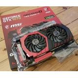 Msi Gtx Geforce 1060ti 1070ti 1080ti Graphics Card