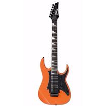 Guitarra Ibanez Grg 250 Dxb Gio Laranja Vívid Black Friday