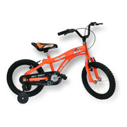 Bicicleta Infantil Okydoky Rodado 16 Varón Niños Kids M1