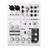 Consola Yamaha Ag06 Mixer Placa Usb 2.0 Línea Nueva Unicas