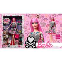 Barbie Coleção Tokidoki Black Label Mattel Novo P. Entrega