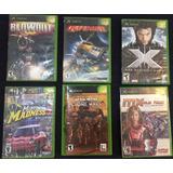 Juegos Xbox Primera Generacion Varios Titulos